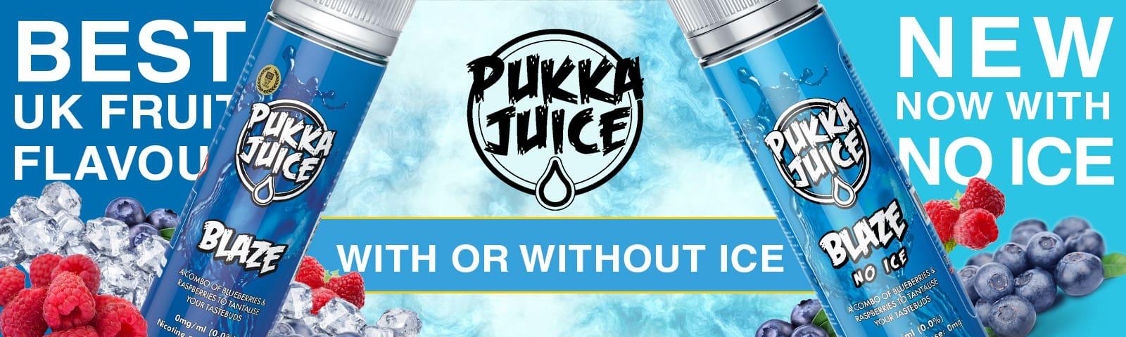 Pukka Juice Blaze No Ice