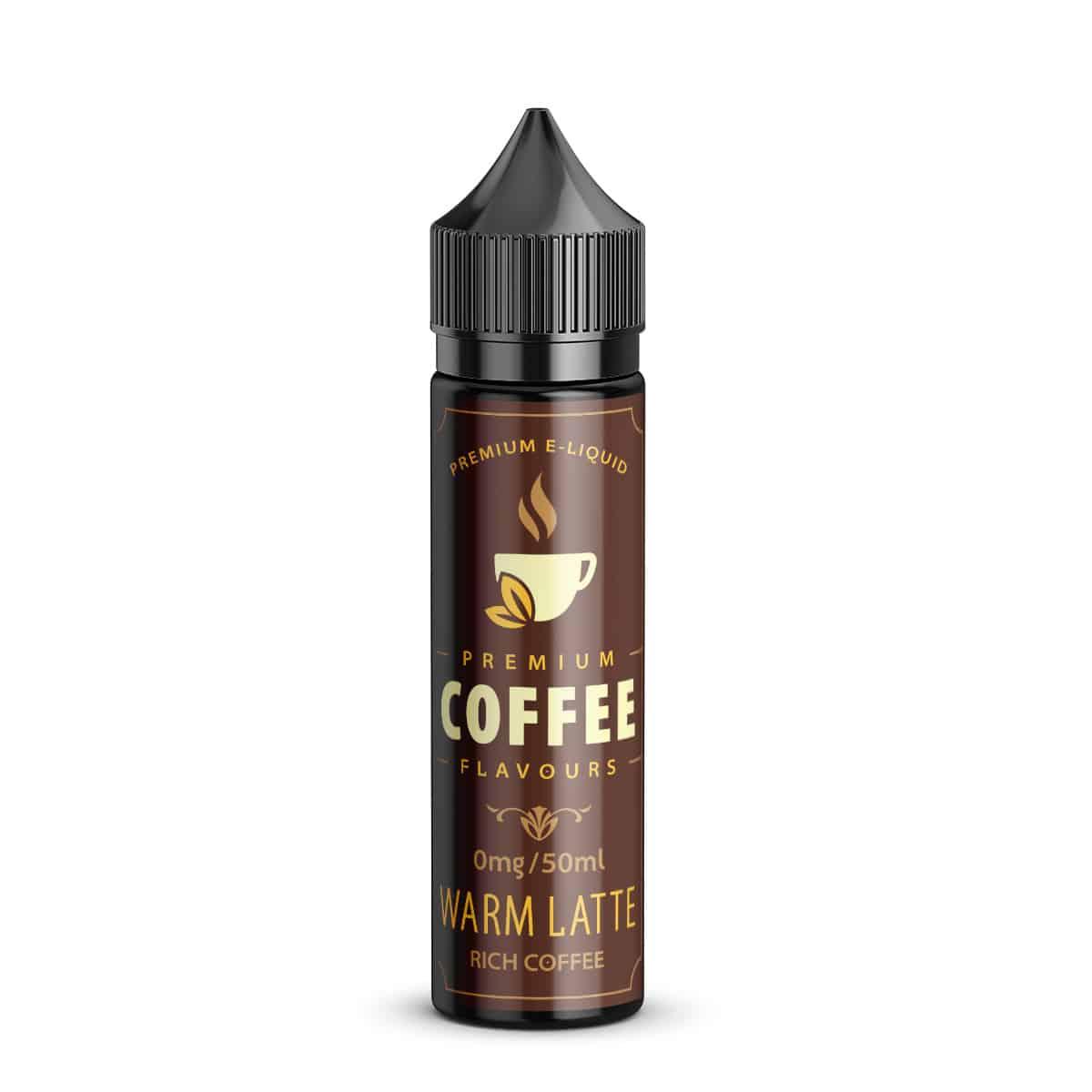 Premium Coffee - Warm Latte - 50ml
