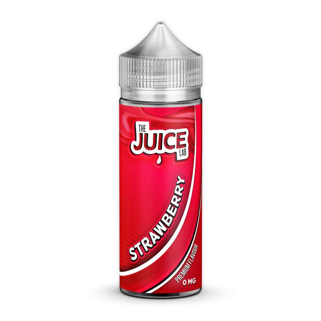 The Juice Lab - Strawberry - 120ml