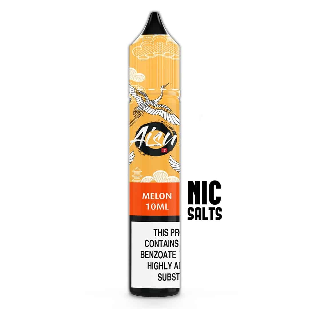 Aisu Nic Salts - Melon - 10ml