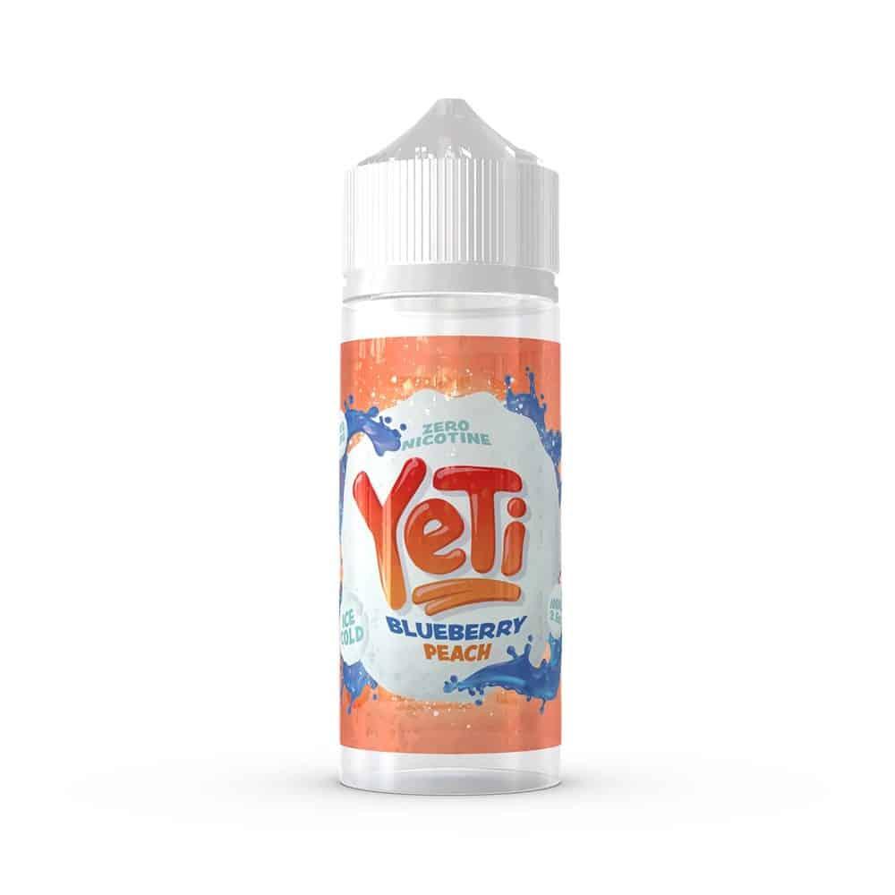Yeti - Blueberry Peach - 100ml
